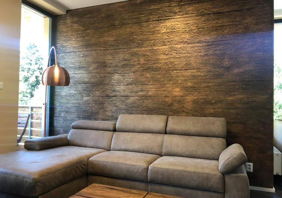 Obývací pokoj – Materix Roccia Rigata