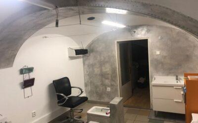 Komerční prostory – Materix Garage
